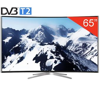 Android Tivi Led TCL 65C1UC, Curved, 4k-Ultra HD, 65 inch
