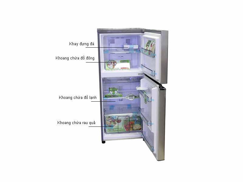 Tủ lạnh Panasonic NRBA188PSVN 167 lít