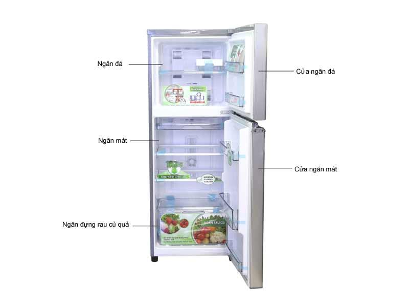 Tủ Lạnh Panasonic NRBA228PSVN 188 Lít inverter
