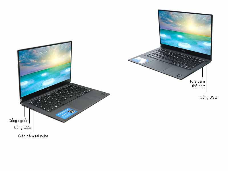 Laptop Dell XPS13-70071895 - Màu Bạc