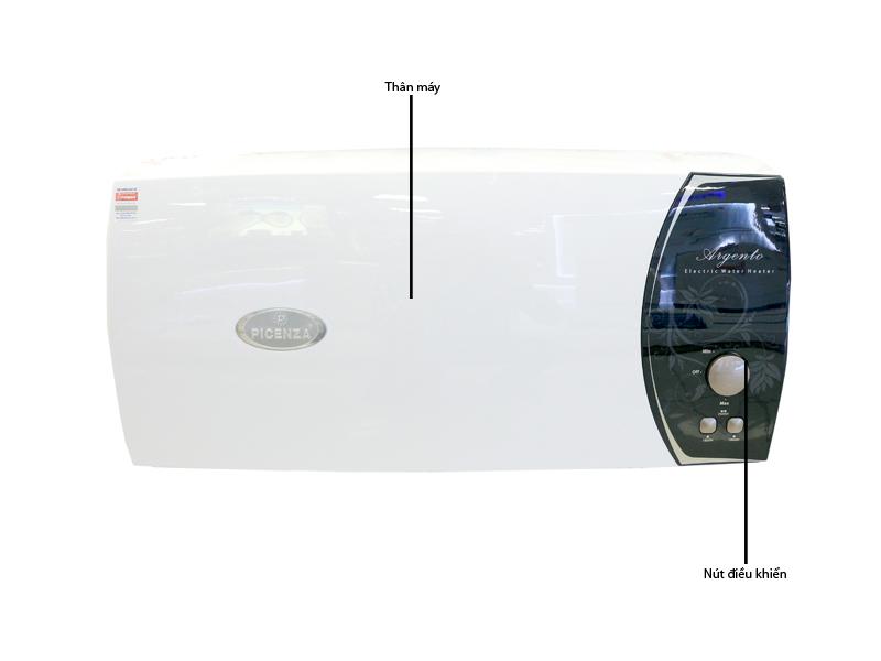 Bình tắm nóng lạnh PICENZA N30EC