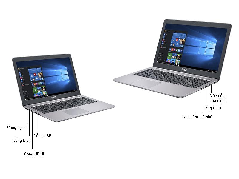 Laptop Asus K501UQ-DM067D