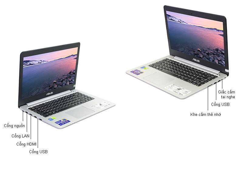 Laptop Asus K401UB-FR028D Core i5-6200U