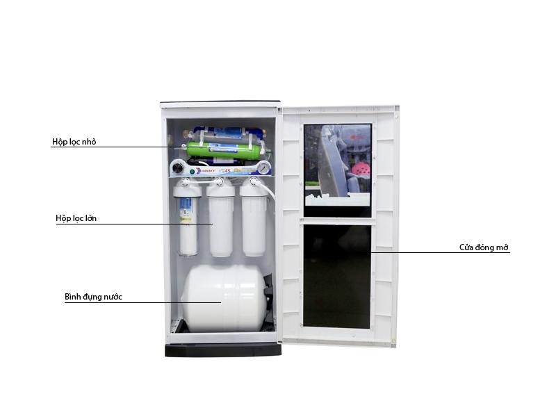 Máy lọc nước Sanaky SNK209N