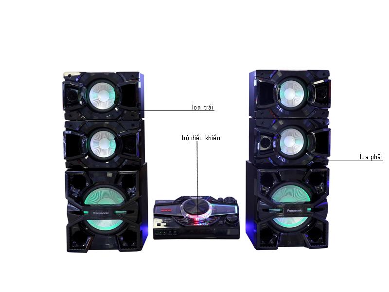 Dàn Âm Thanh Panasonic SCMAX7000GS