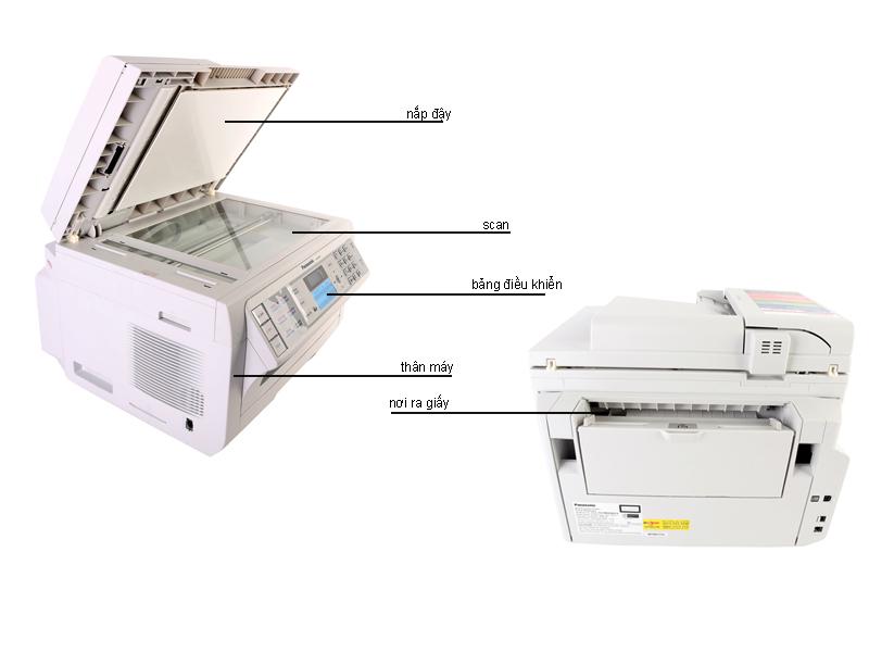 Máy Fax Đa Năng Panasonic KXMB2085