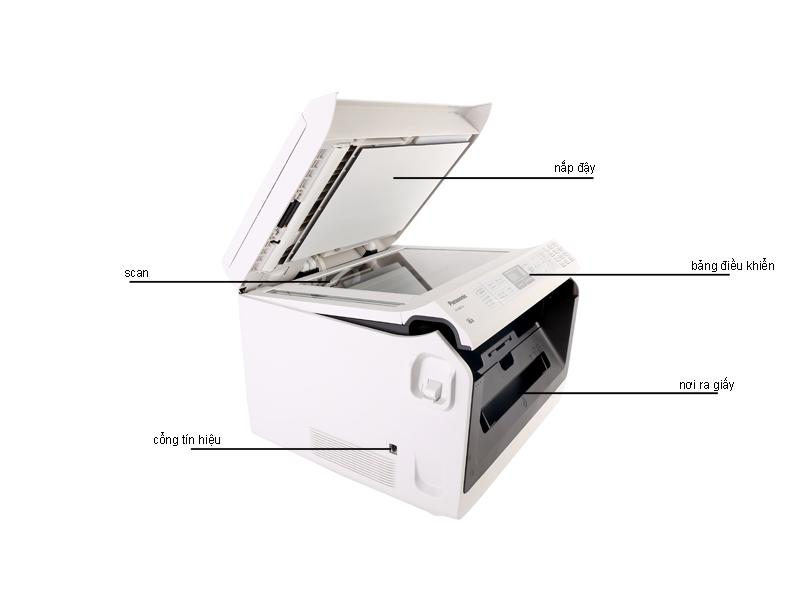 Máy Fax Đa Chức Năng Panasonic KXMB2130