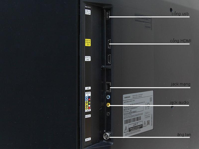 TIVI LED Samsung UA43K5300 43 inch