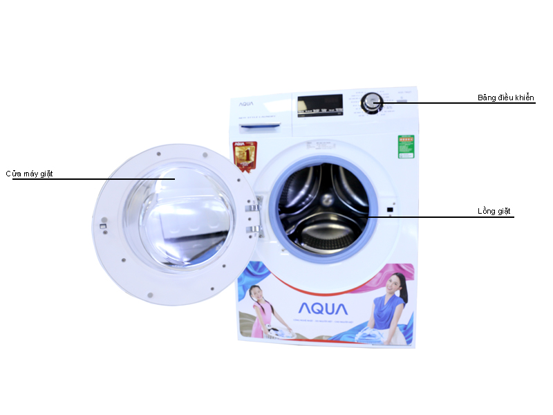 Máy Giặt Aqua AQD-980ZT 9.5kg