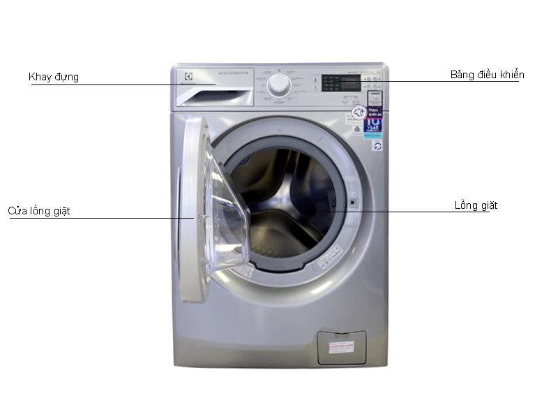 Máy giặt ELECTROLUX EWF12853S 8kg