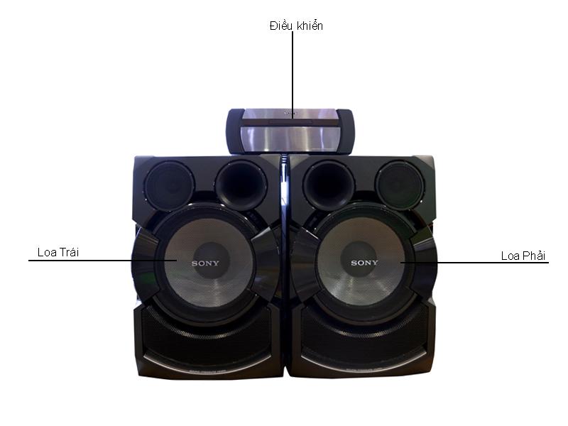 Dàn âm thanh hi-fi Sony SHAKE-X7D