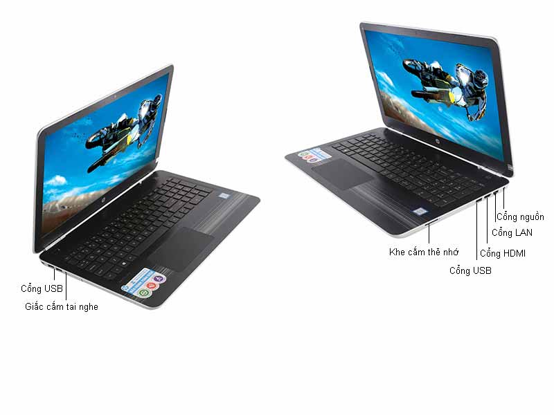 Laptop HP Pavilion 15-au068TX