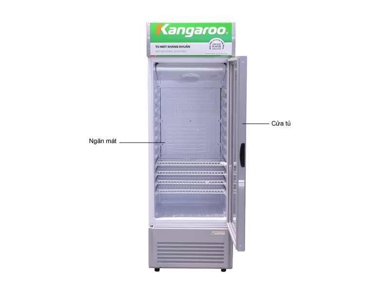 Tủ Mát Kangaroo KG298AT 298 Lít