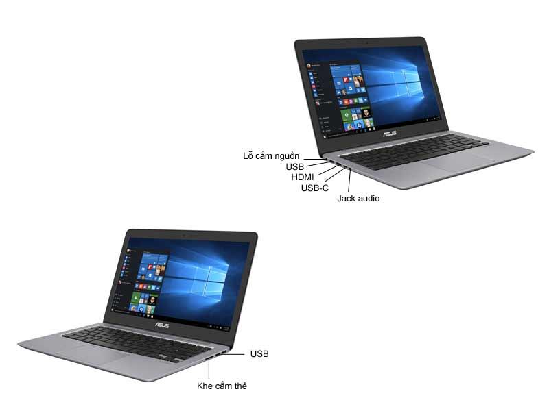 Laptop Asus UX310UQ-FC134T