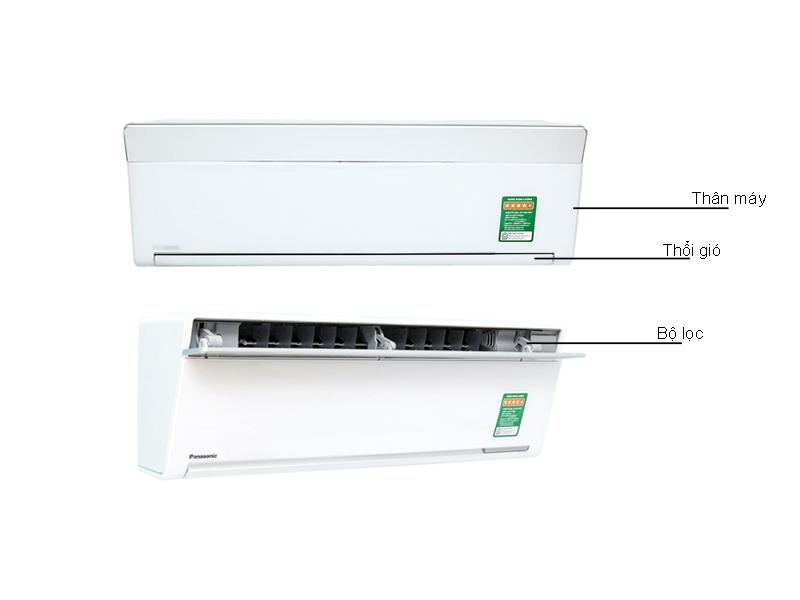 Điều hòa 1 chiều Inverter Panasonic CSVU18SKH8