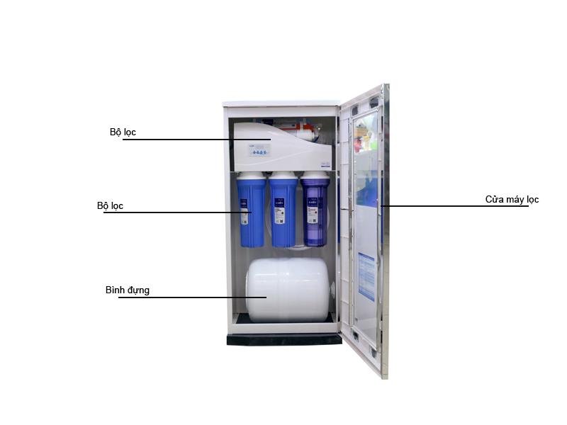 Máy lọc nước Karofi K7I1