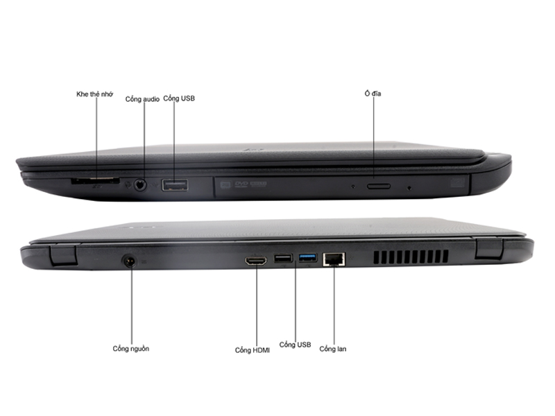 Laptop Acer ES1-533-C5TS