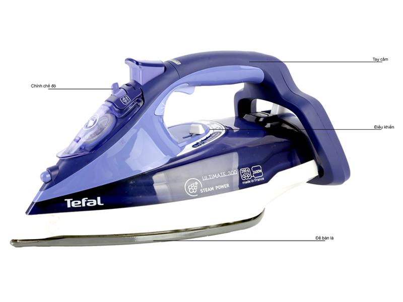 Bàn là hơi nước TEFAL FV9603