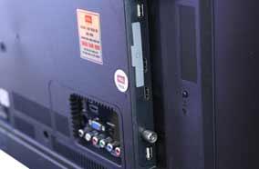 Kết nối HDMI, USB tiện ích