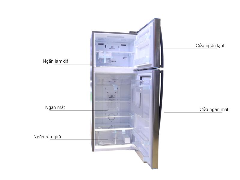 Tủ lạnh LG GRL502SD 438 lít