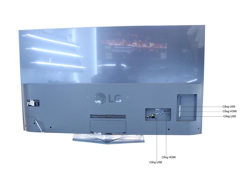 Tivi OLED 3D LG OLED65B6T 65inch