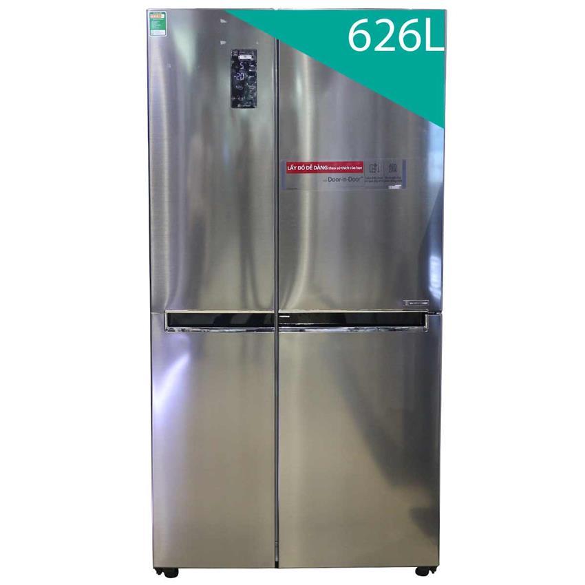 Tủ lạnh Side by side LG GR R247JS 626L