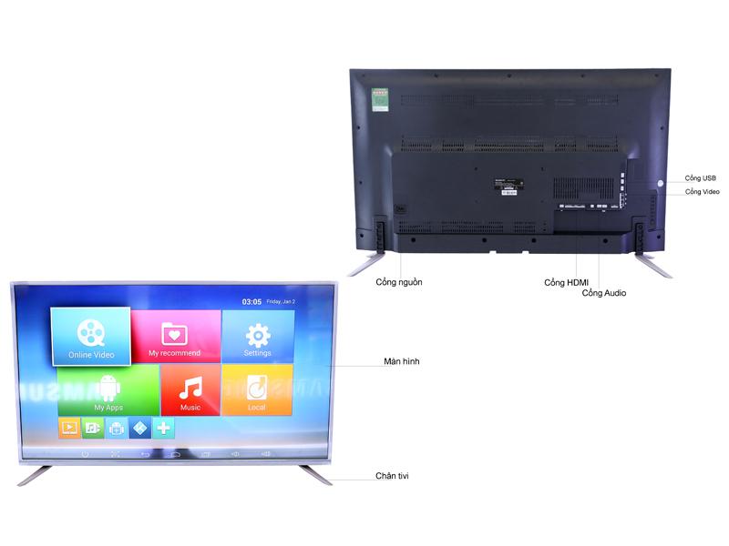 Tivi LED SkyWorth 43S310 43 inch