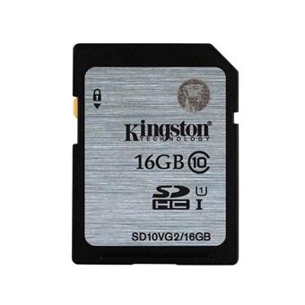 Thẻ Nhớ Kingston 16GB SD10VG216GBFR