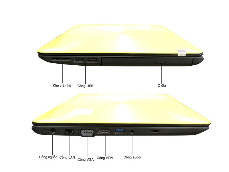 Laptop Asus K455LA-WX179D