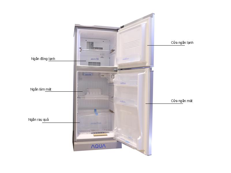 Tủ lạnh Aqua AQR145BNSS