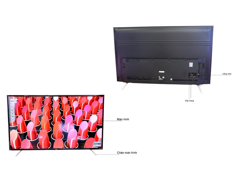Tivi LED TCL L55S6000 55 Inch