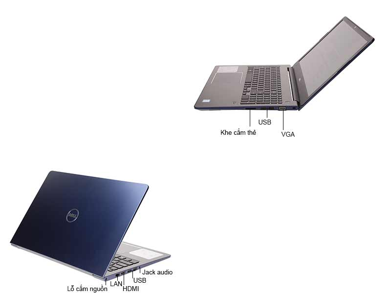 Laptop Dell Vostro V5568-70087070