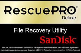 Phần mềm phục hồi dữ liệu RescuePRO