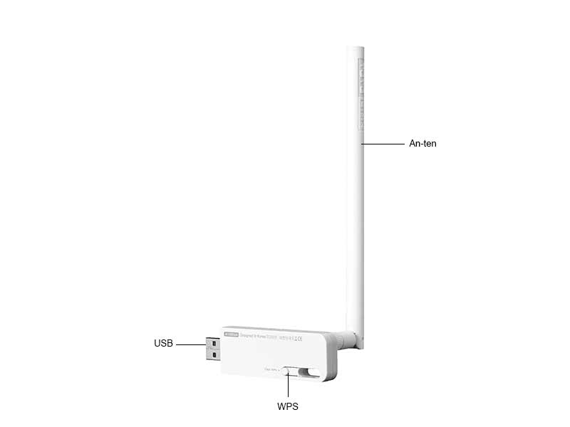 USB Wifi Băng Tần Kép Totolink A1000UA