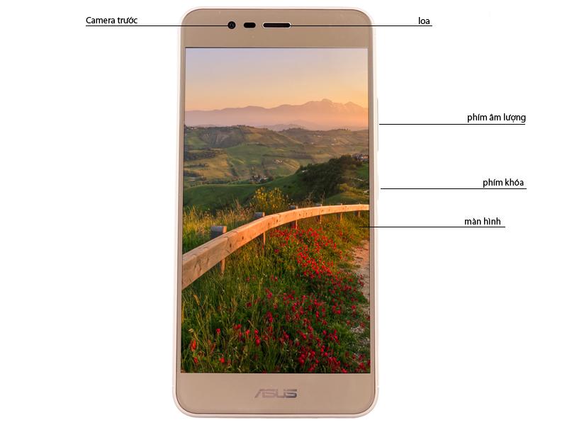 Điện Thoại Di Động Asus Zenfone 3 Max (Màu Gold)