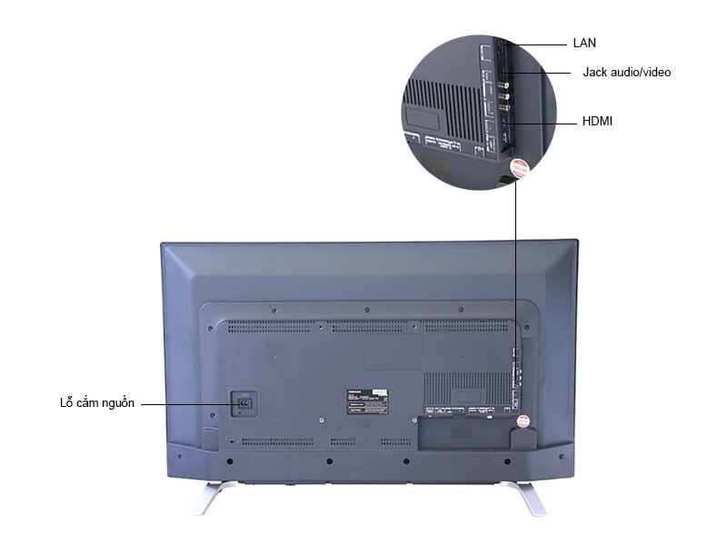 Tivi Led Toshiba 40 Inch 40L5650