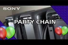 Chế độ âm thanh Party Chain Mode