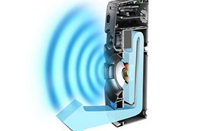Công nghệ Sound Pressure Horn