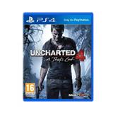Đĩa Game PS4 Uncharted 4 PCAS02022E
