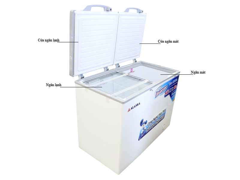 Tủ đông Alaska FCA 3600CI 350 Lít Inverter