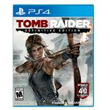 Đĩa game PS4 Tomb Raider: Definitive Edition PCAS-00002