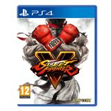 Đĩa game PS4 Street Fighter V PCAS-00051