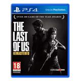 Đĩa game PS4 The Last of Us Remastered PCAS-02004