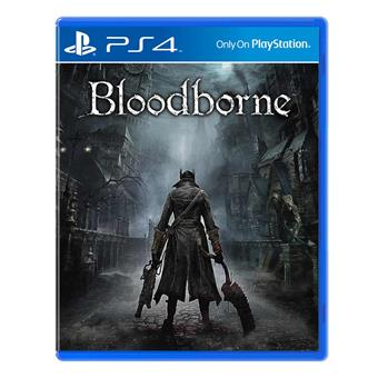 Đĩa game PS4 Bloodborne Old Hunters PCAS-02020