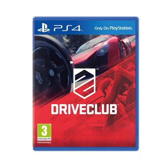Đĩa game PS4 Drive Club PCAS00001