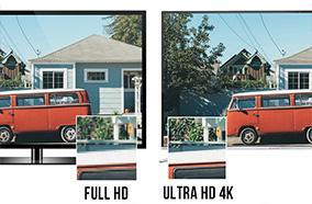 Màn hình 49 inch 4K UHD