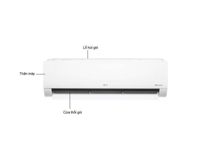 Điều hòa 1 chiều Inverter LG V18ENDN