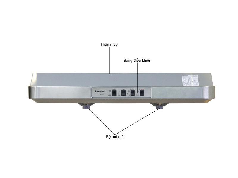 Máy Hút Mùi Panasonic FV70HQU1GO