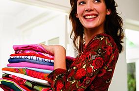 Nhiều chế độ giặt