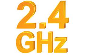 Kết nối không dây 2.4Ghz
